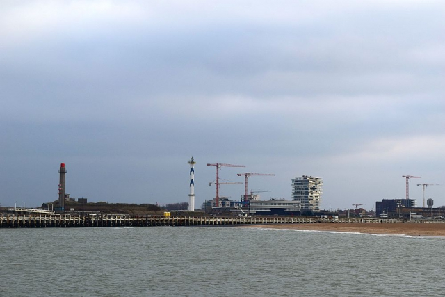 Ostend, Oostende, January, janurari  2019
